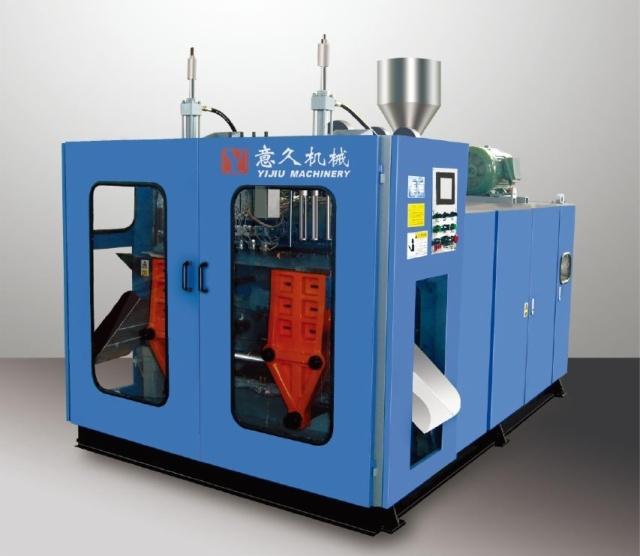 2L双工位吹瓶机 YJB60-2LII